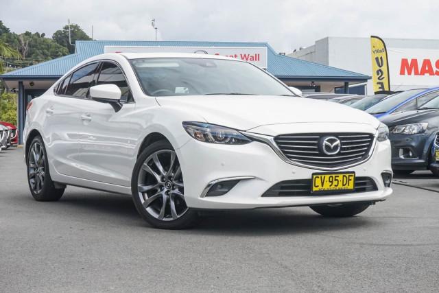 2017 Mazda 6 GL Series Atenza Sedan