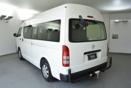 2012 Toyota Hiace KDH223R MY12 Commuter Bus