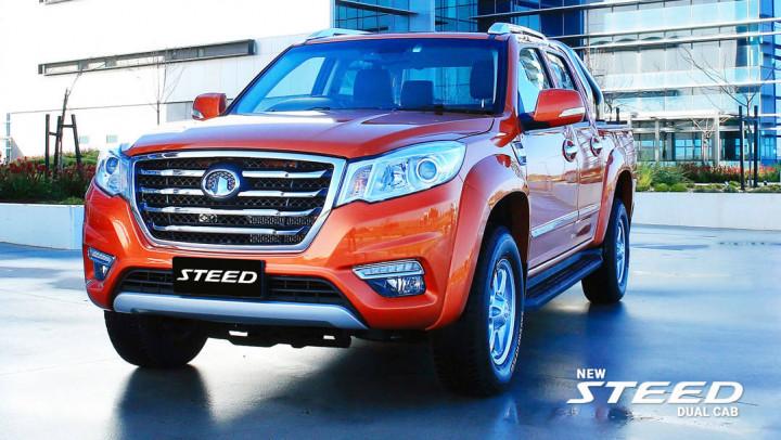 Steed Dual Cab Diesel