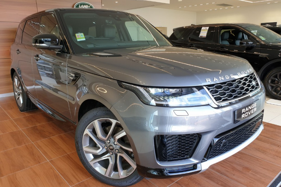 2019 MY19.5 Land Rover Range Rover Sport L494 HSE Suv