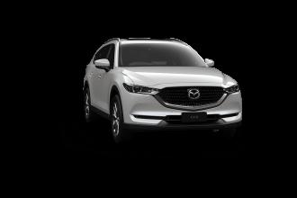 2021 Mazda CX-8 KG Series GT Suv Image 5