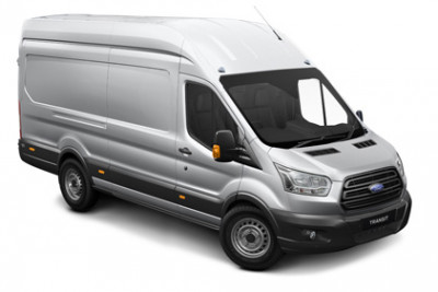 Ford Transit 350E Jumbo Van SRW VO