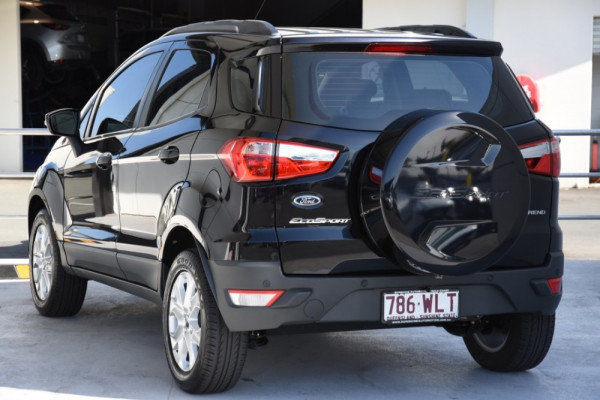 2016 Ford EcoSport BK Trend Suv Image 3