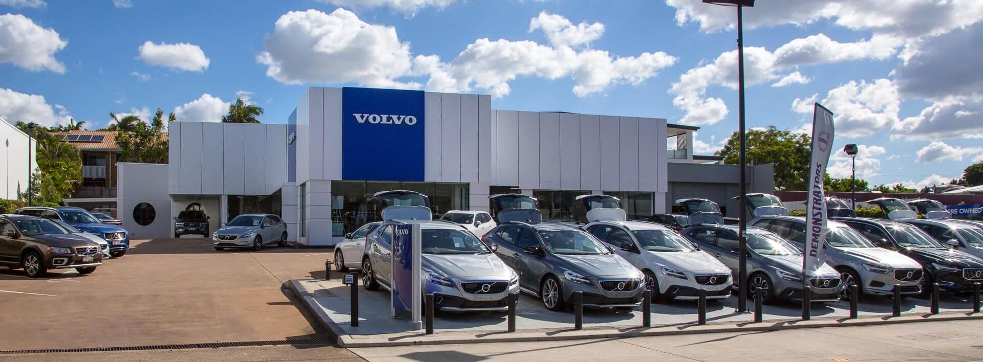 Volvo Cars Mt Gravatt Brisbane