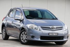 Toyota Corolla ZRE152R MY10