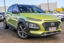 Hyundai Kona Launch Edition (AWD) OS