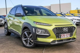 Hyundai Kona Launch Edition (AWD) OS
