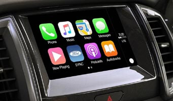 Ranger Apple Car Play and Android Auto