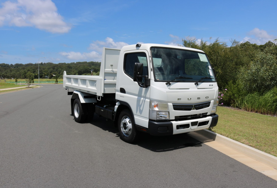 2021 Fuso Canter 815 AUTO Tipper + INSTANT ASSET WRITE OFF 815 AUTO Tipper
