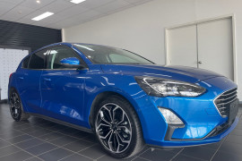 2020 MY20.25 Ford Focus SA  Titanium Hatchback