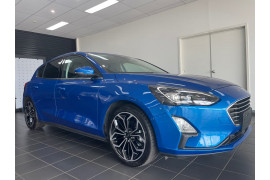 2020 MY20.25 Ford Focus SA  Titanium Hatchback Image 2