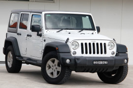 Jeep Wrangler JK MY2016