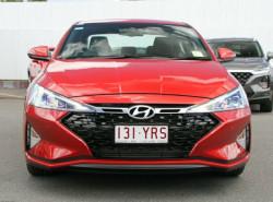 2018 MY19 Hyundai Elantra AD.2 Sport Premium Sedan