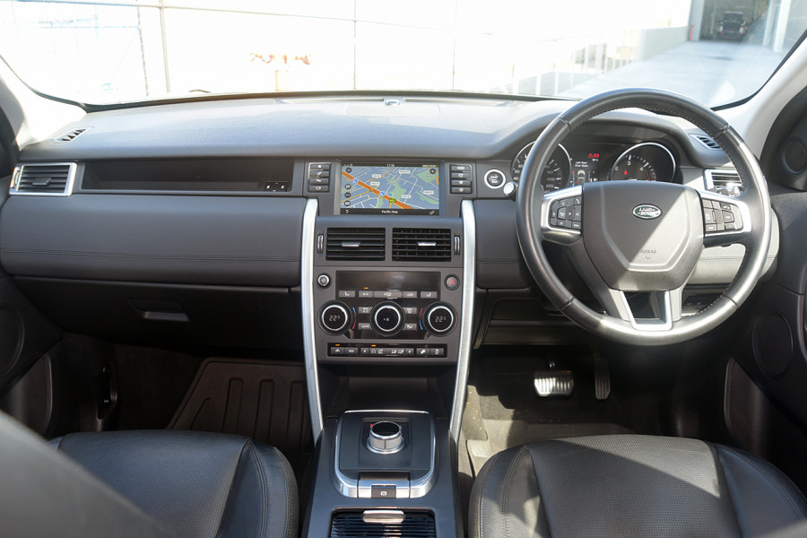 2015 MY16 Land Rover Discovery Sport L550 16MY SD4 Suv Mobile Image 9