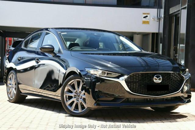 2021 Mazda 3 BP2S7A G20 SKYACTIV-Drive Evolve Sedan