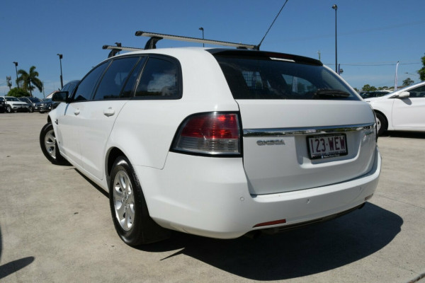 2011 Holden Commodore VE II Omega Sportwagon Wagon Image 5