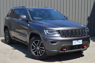 Jeep Grand Cherokee Trailhawk WK MY18