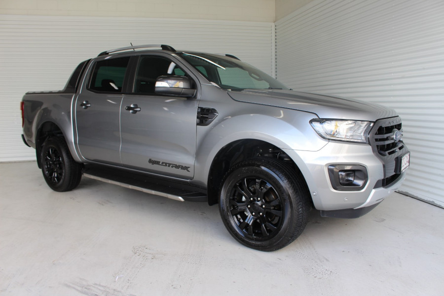 2019 Ford Ranger PX MkIII 4x4 XLT Double Cab Pick-up Dual cab