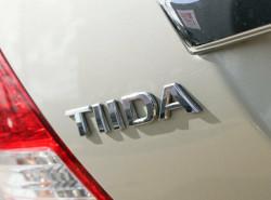2006 Nissan Tiida C11 ST-L Sedan