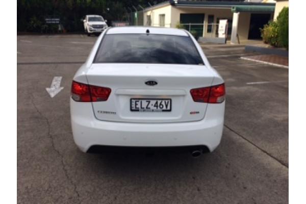 2014 Kia Cerato YD MY14 S Sedan Image 3