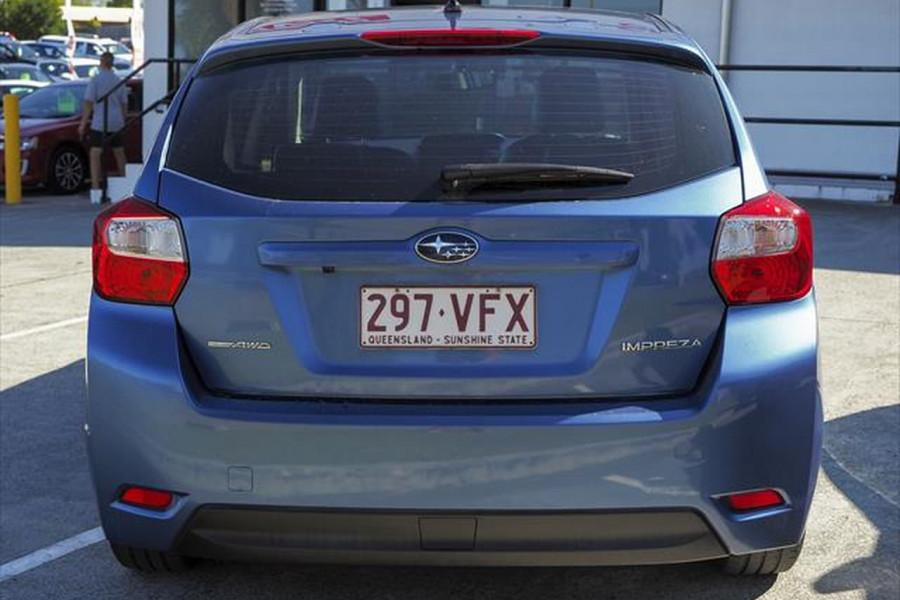 2014 Subaru Impreza G4 MY14 2.0i-L Hatchback Image 2