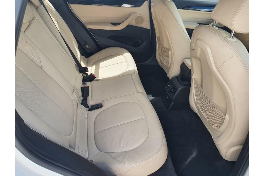 2017 BMW X1 Series F48 SDRIVE18D Wagon