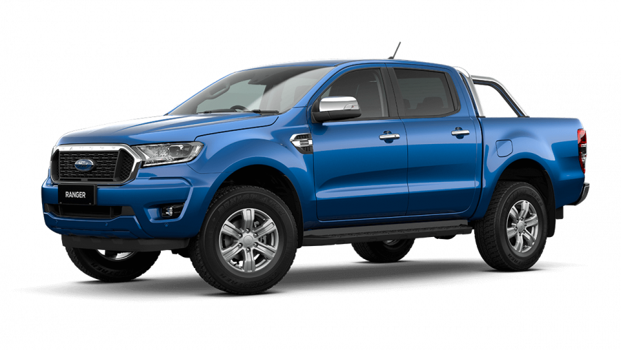 2021 MY21.25 Ford Ranger PX MkIII XLT Double Cab Utility Image 8