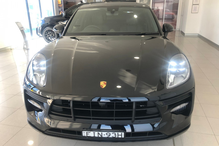 2020 Porsche Macan 95B MY20 GTS Suv