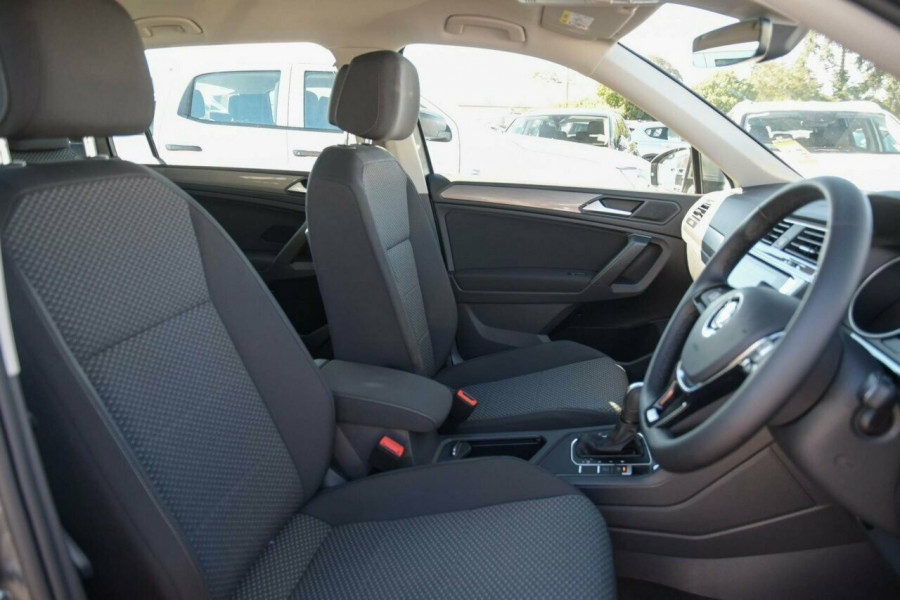 2021 Volkswagen Tiguan 5N 110TSI Comfortline Allspace Suv Image 9