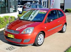 Ford Fiesta LX WQ