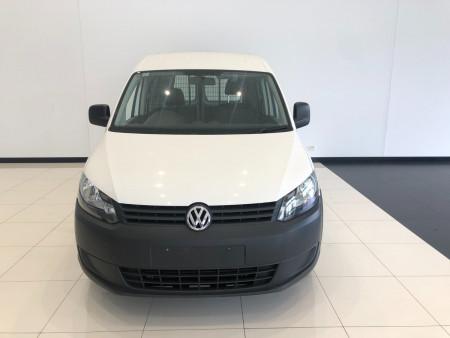 2014 Volkswagen Caddy 2KN Turbo TDI250 Van Image 3