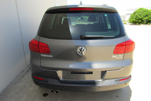 2014 MY15 Volkswagen Tiguan 5N 130TDI Suv Image 4