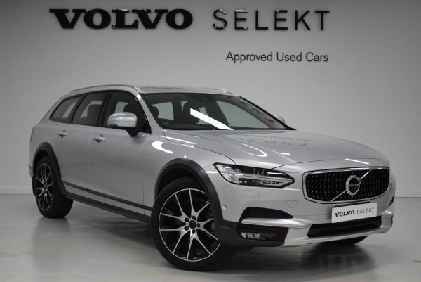 2019 Volvo V90 Cross Country (No Series) MY20 D5 Wagon