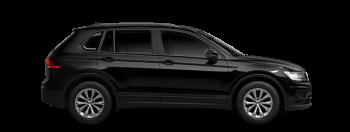 New Volkswagen SUV