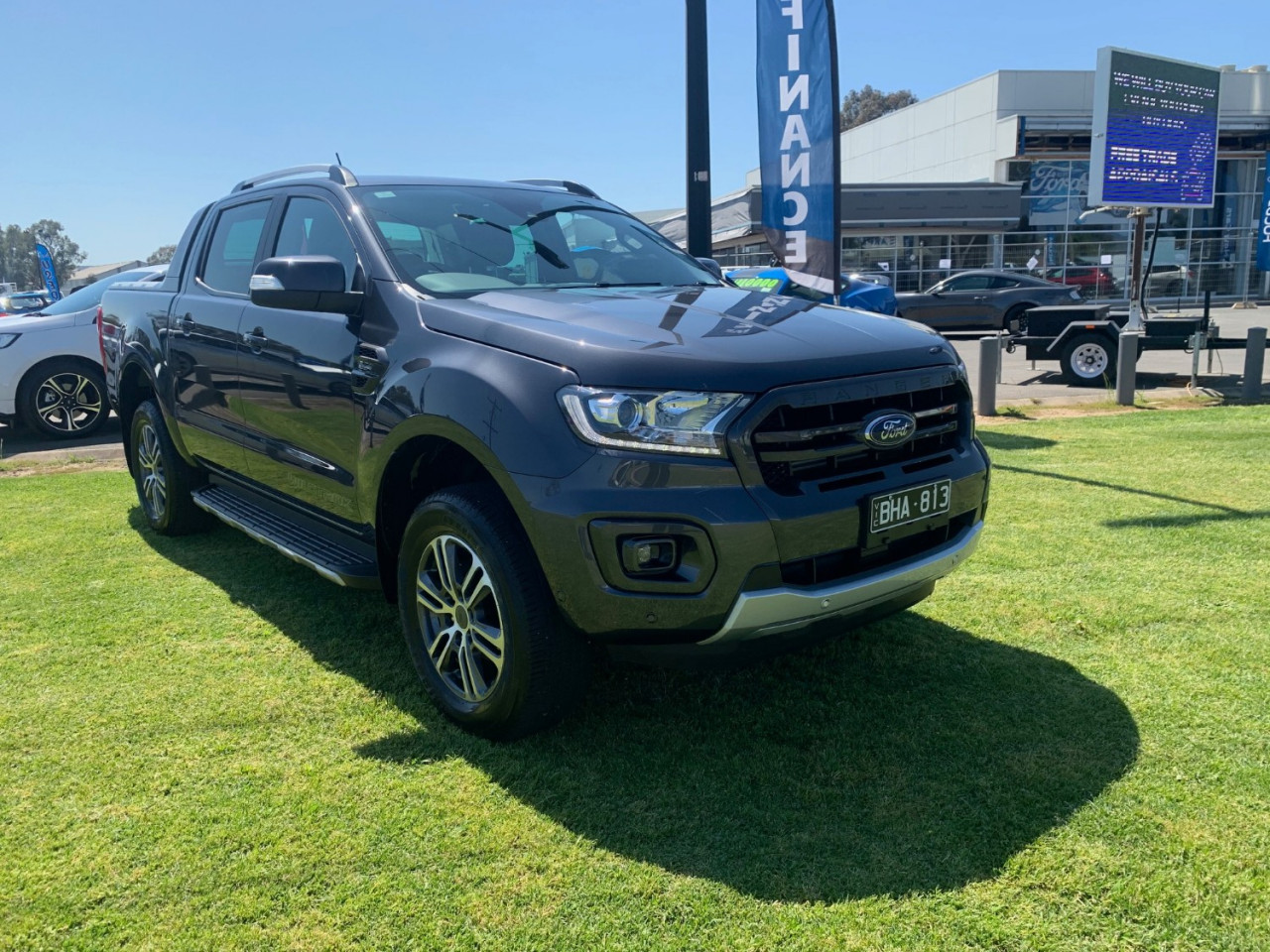 2019 MY19.75 Ford Ranger PX MkIII 4x4 Wildtrak Double Cab Pick-up Utility Image 5