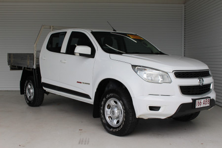 2016 Holden Colorado RG MY16 LS Cab chassis