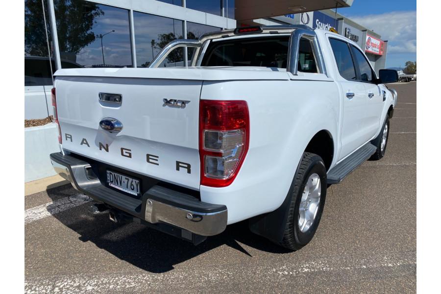 2017 Ford Ranger PX MkII Turbo XLT Ute