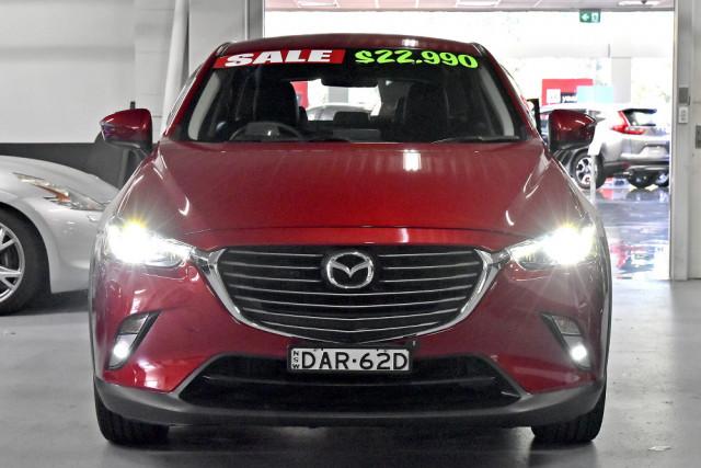 2015 Mazda CX-3 DK4W7A sTouring Suv Image 3