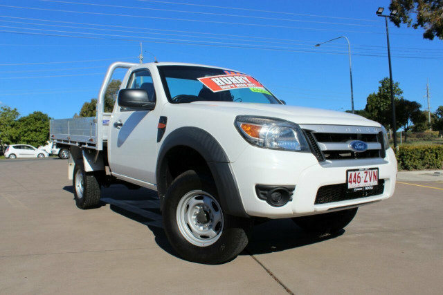 2010 Ford Ranger PK XL Cab chassis