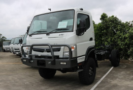 2021 Fuso Canter WIDE CAB WIDE CAB 4X4  4wd
