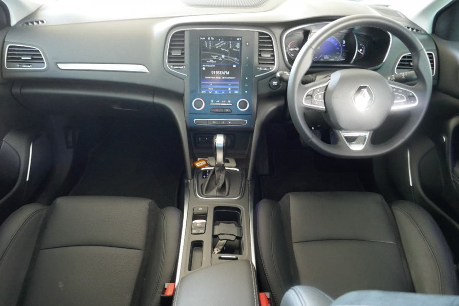 2017 Renault Megane Sedan LFF Intens Sedan