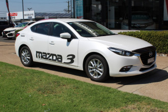 Mazda 3 Touring Sedan BN Series