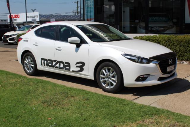 2018 Mazda 3 BN Series Touring Sedan Sedan Mobile Image 1