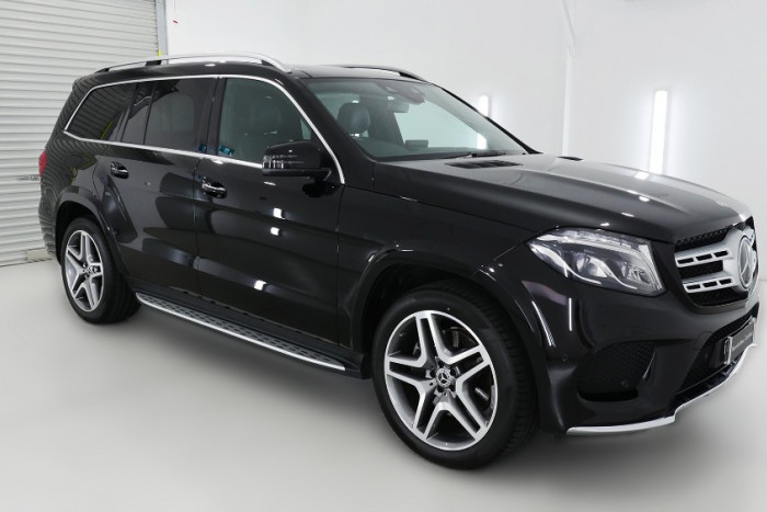 2018 MY09 Mercedes-Benz Gls-class X166 809MY GLS350 d Wagon