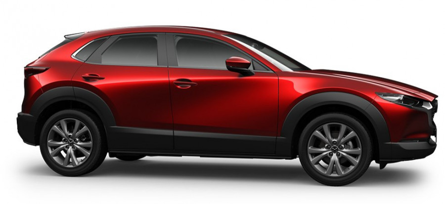 2020 Mazda CX-30 DM Series G20 Evolve Wagon Image 9