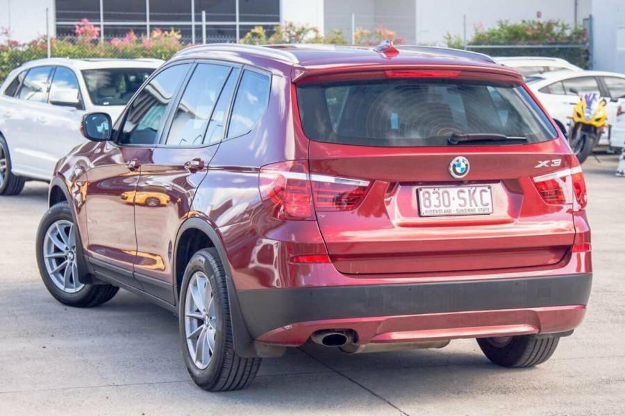2012 BMW X3 F25 xDrive20d Suv