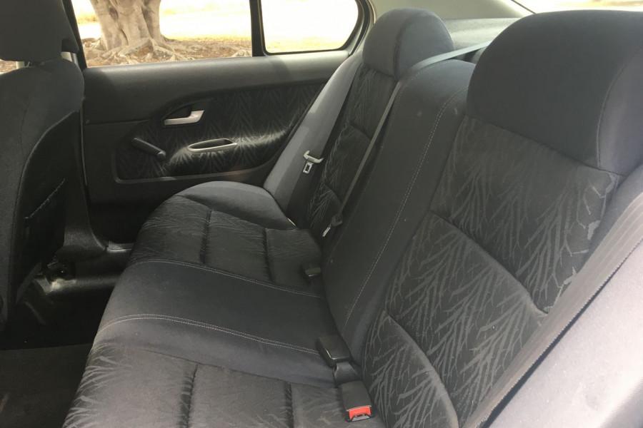 2004 Ford Falcon BA XR6 Sedan