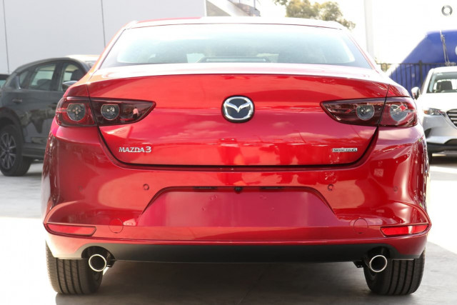 2019 Mazda 3 BP G25 Evolve Sedan Sedan Image 3