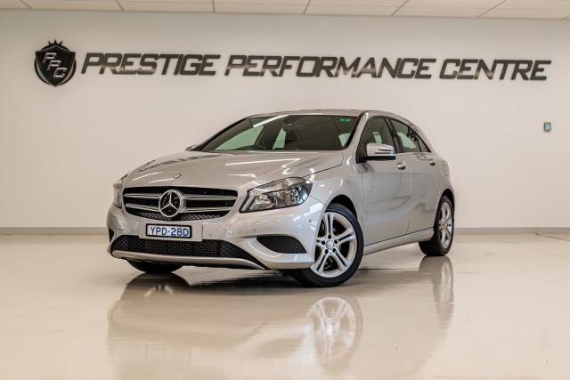2015 MY06 Mercedes-Benz A-class W176  A180 Hatchback Image 1