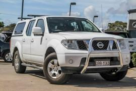 Nissan Navara ST (4x4) D40